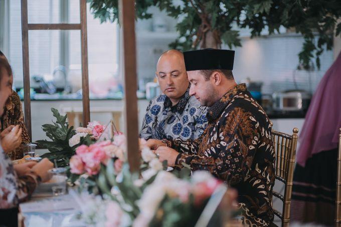 Bohemian & Rustic Simple Wedding of Heny & Luke by Abirupa Wedding Planner - 016