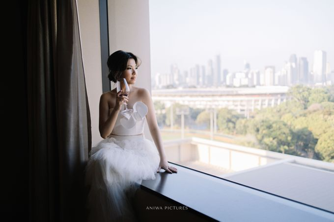 Intimate Wedding - Nick & Christy by Aniwa Pictures - 006