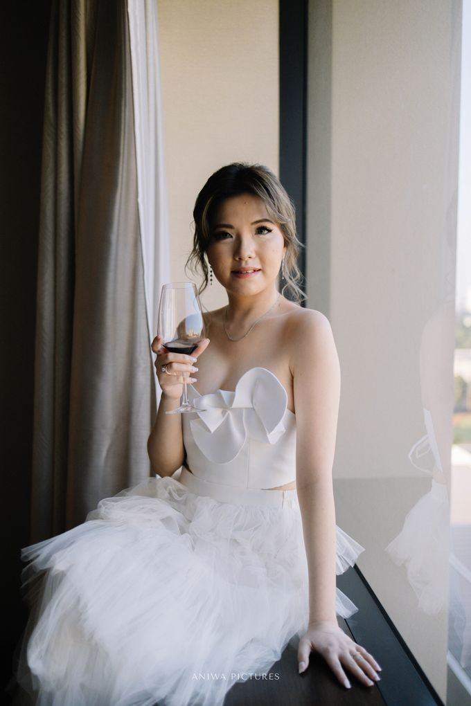 Intimate Wedding - Nick & Christy by Aniwa Pictures - 007