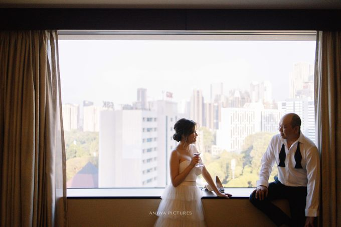 Intimate Wedding - Nick & Christy by Aniwa Pictures - 010