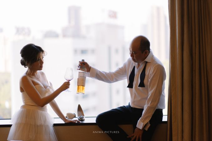 Intimate Wedding - Nick & Christy by Aniwa Pictures - 011