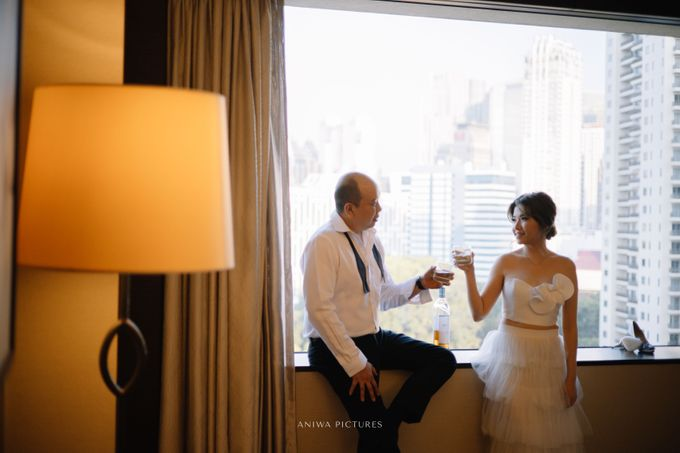 Intimate Wedding - Nick & Christy by Aniwa Pictures - 015