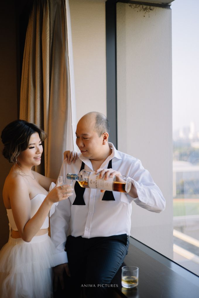 Intimate Wedding - Nick & Christy by Aniwa Pictures - 017