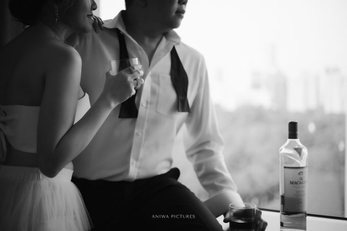 Intimate Wedding - Nick & Christy by Aniwa Pictures - 020