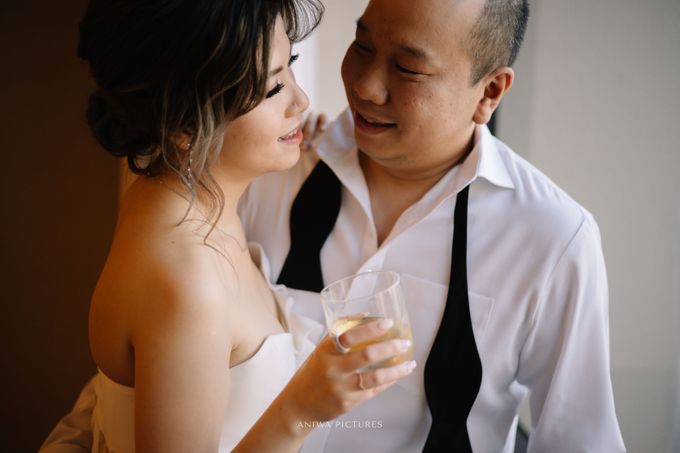 Intimate Wedding - Nick & Christy by Aniwa Pictures - 022
