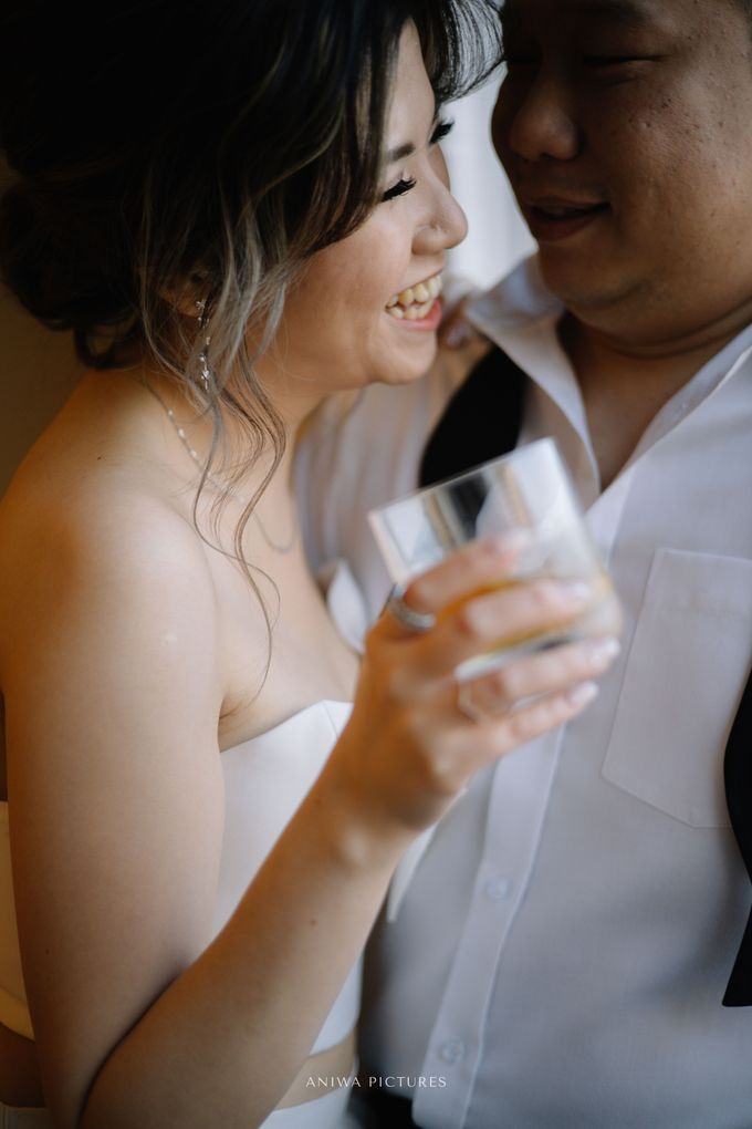 Intimate Wedding - Nick & Christy by Aniwa Pictures - 023