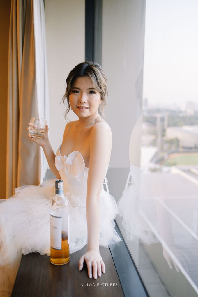 Intimate Wedding - Nick & Christy by Aniwa Pictures - 025