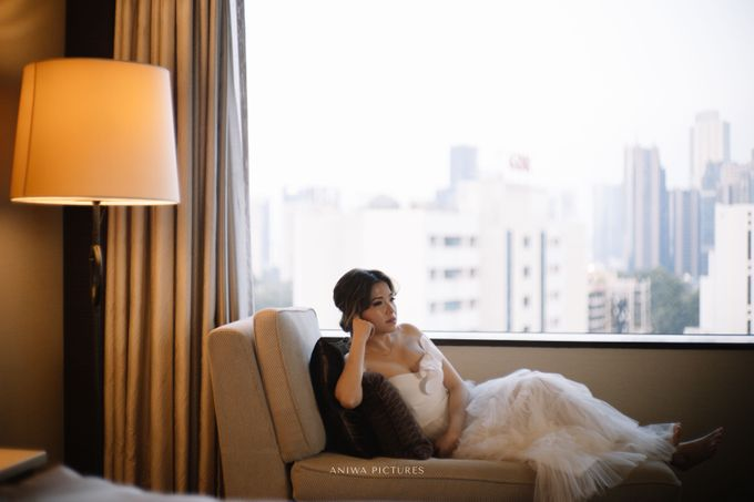 Intimate Wedding - Nick & Christy by Aniwa Pictures - 028