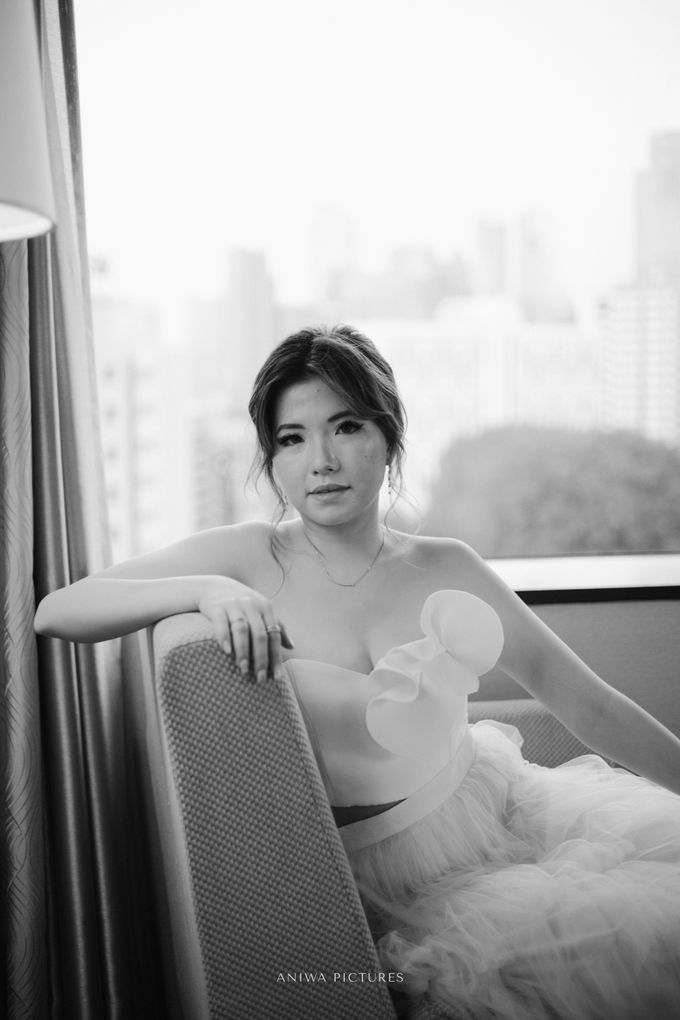 Intimate Wedding - Nick & Christy by Aniwa Pictures - 036