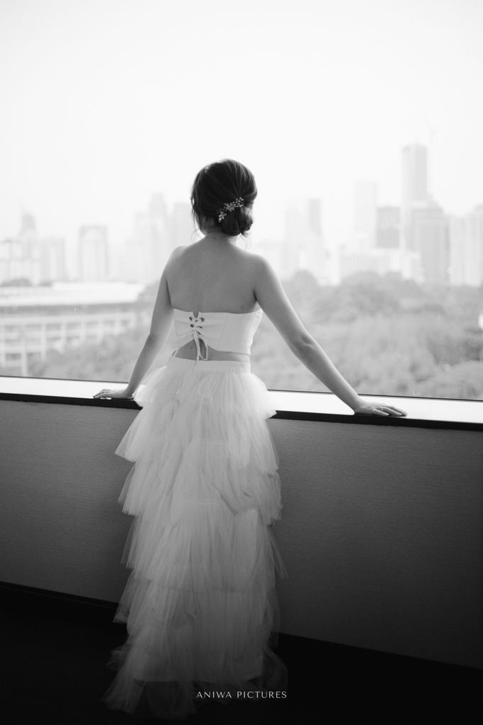 Intimate Wedding - Nick & Christy by Aniwa Pictures - 027