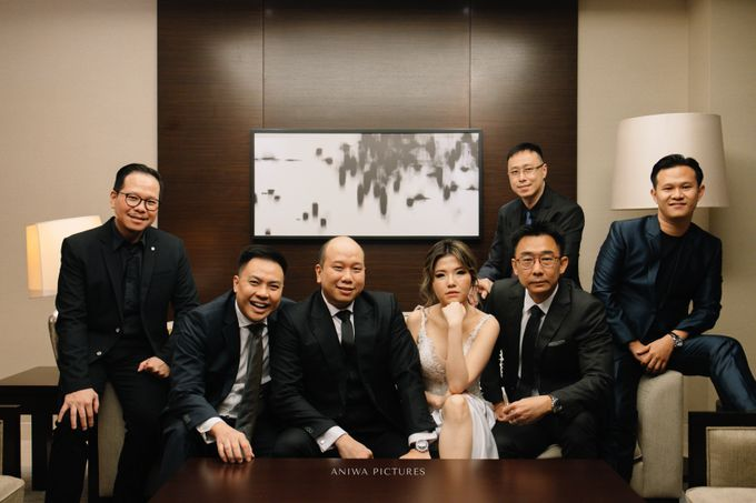 Intimate Wedding - Nick & Christy by Aniwa Pictures - 032