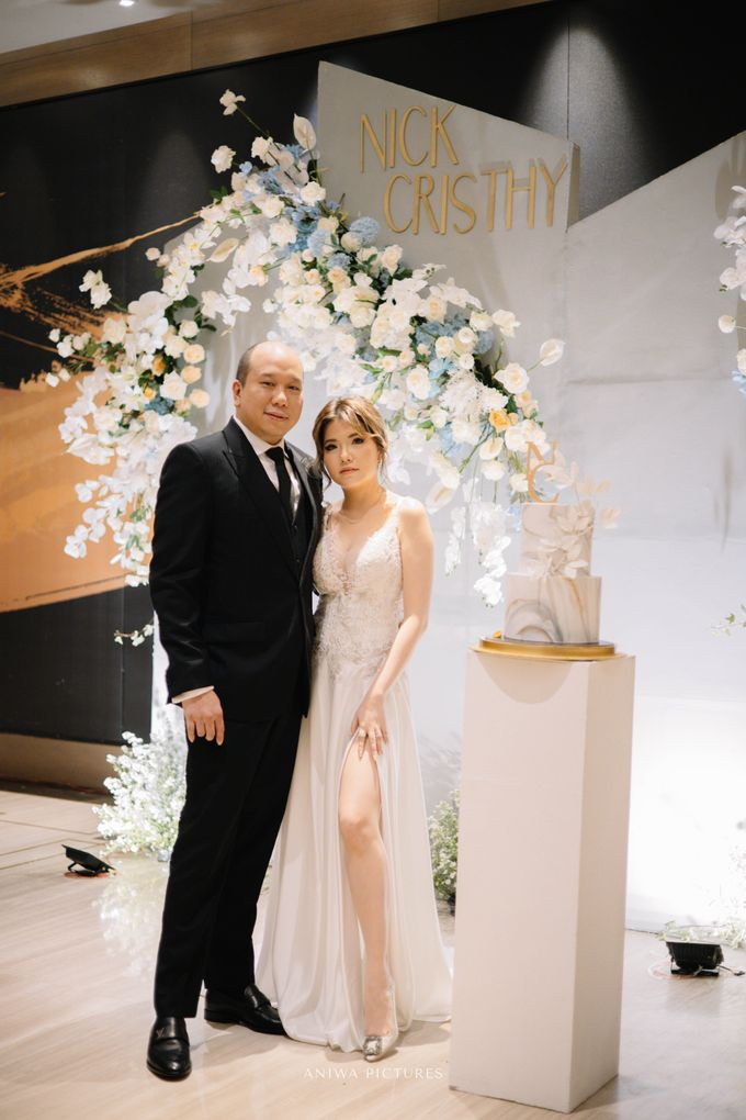 Intimate Wedding - Nick & Christy by Aniwa Pictures - 039