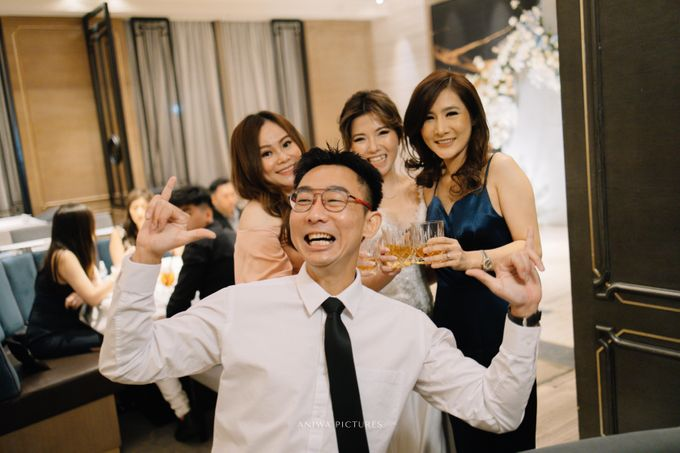 Intimate Wedding - Nick & Christy by Aniwa Pictures - 042