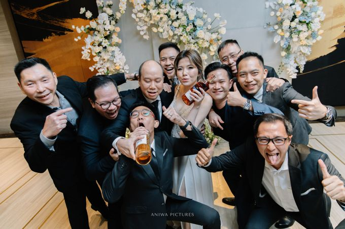 Intimate Wedding - Nick & Christy by Aniwa Pictures - 044