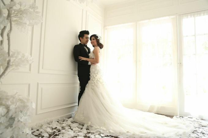 Benny Shenny Wedding by Tommy Pancamurti - 002