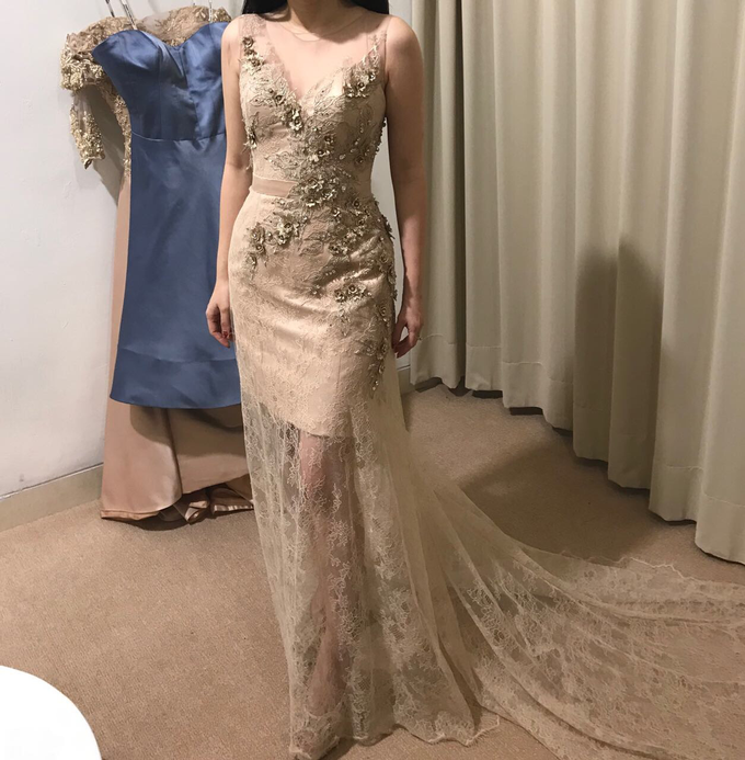 Evening Gown  by Tommy Pancamurti - 004