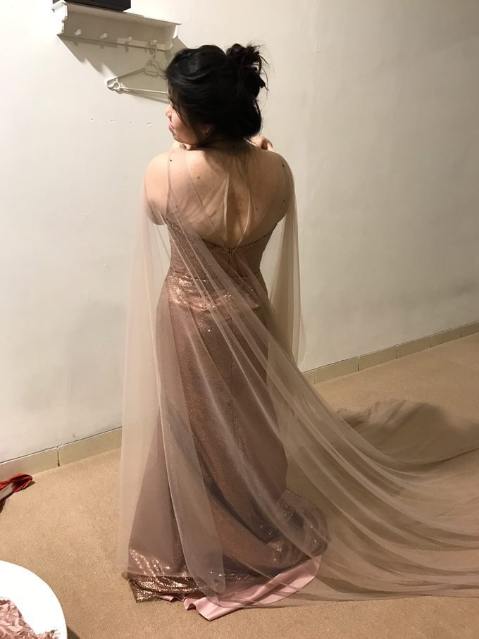 Evening Gown  by Tommy Pancamurti - 006