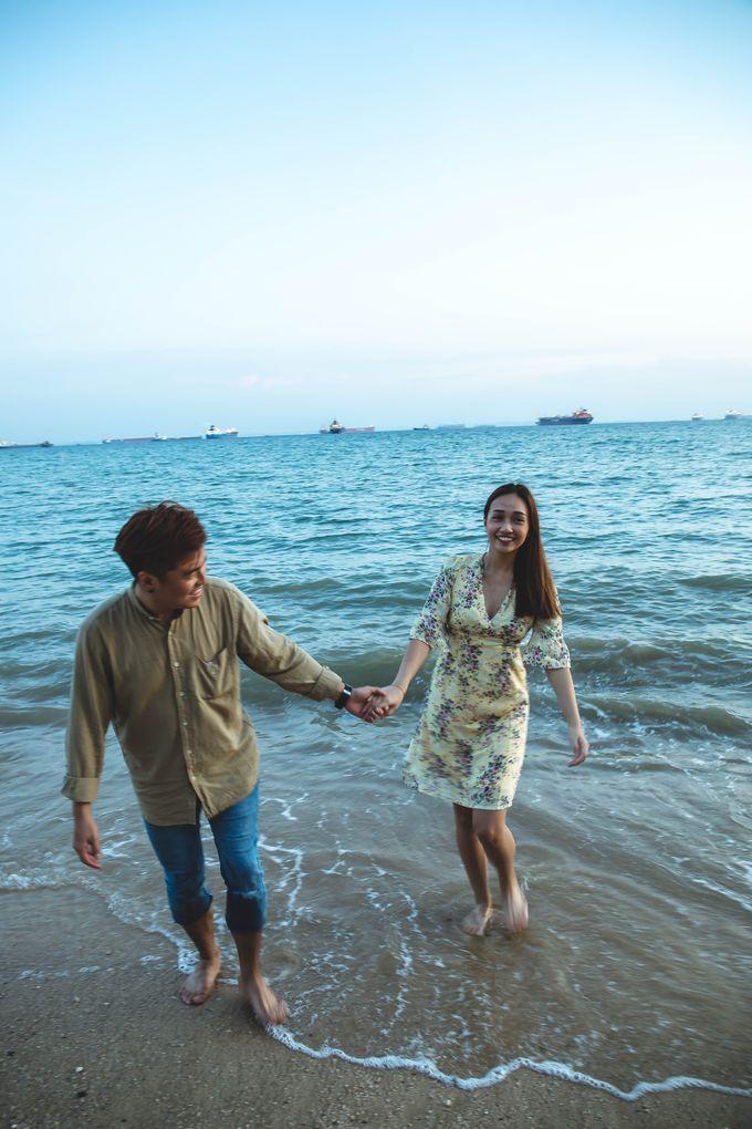 Walk by the Beach by Vera Morgana - 042