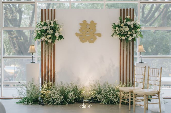 The Wedding of Tommy Kintami by Elior Design - 003