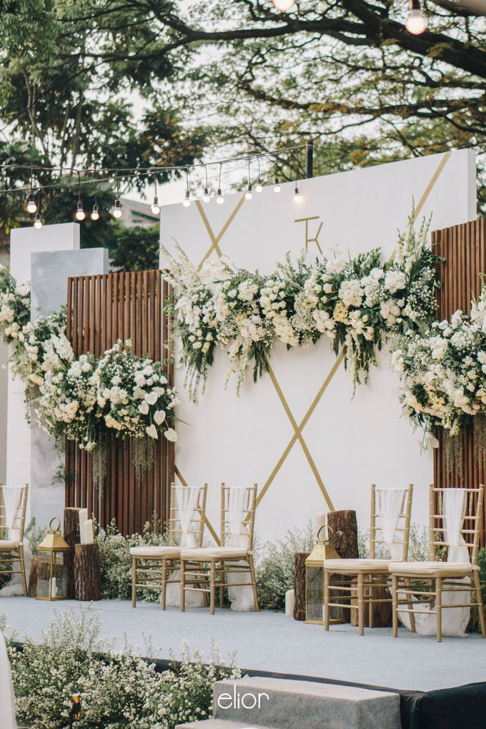 The Wedding of Tommy Kintami by Elior Design - 011