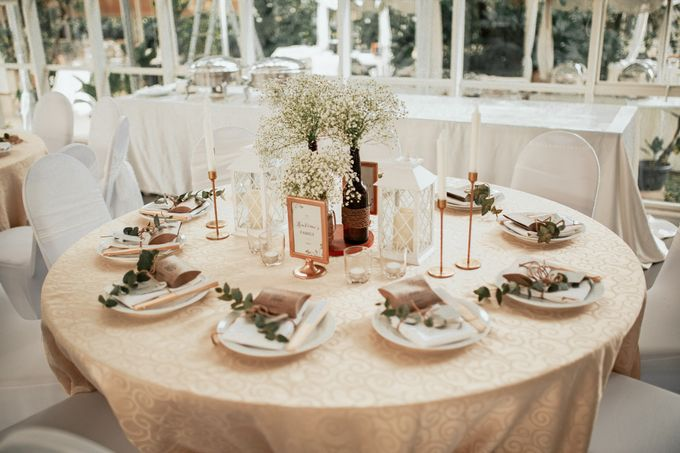 The Wedding of Tommy Kintami by Elior Design - 004