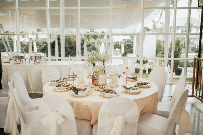 The Wedding of Tommy Kintami by Elior Design - 006