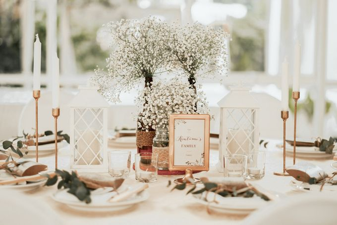 The Wedding of Tommy Kintami by Elior Design - 002