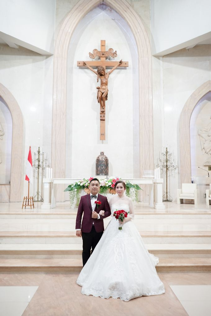 Wedding Of Tommy & Stefanie by Ohana Enterprise - 020