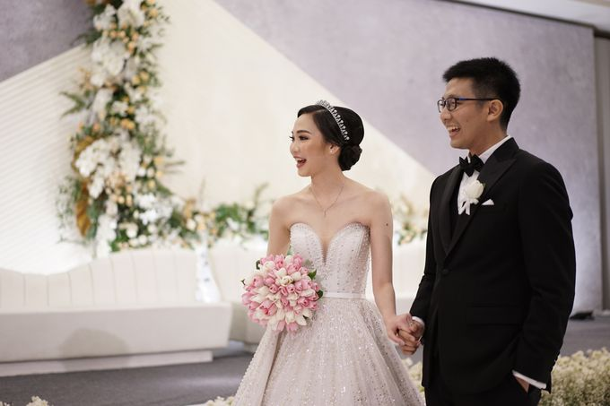 Pullman Thamrin - Kevin & Gisca by WEARBI - 046