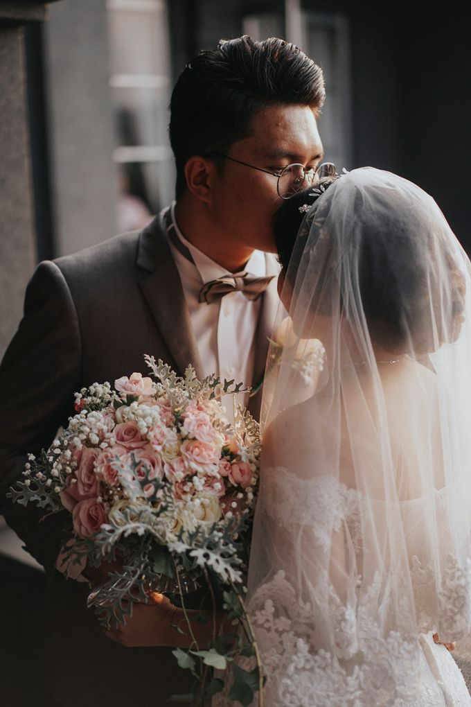 HENDRA & SHINTA - WEDDING DAY by Winworks - 031