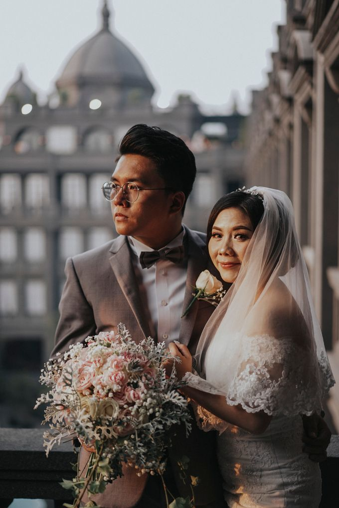 HENDRA & SHINTA - WEDDING DAY by Winworks - 034