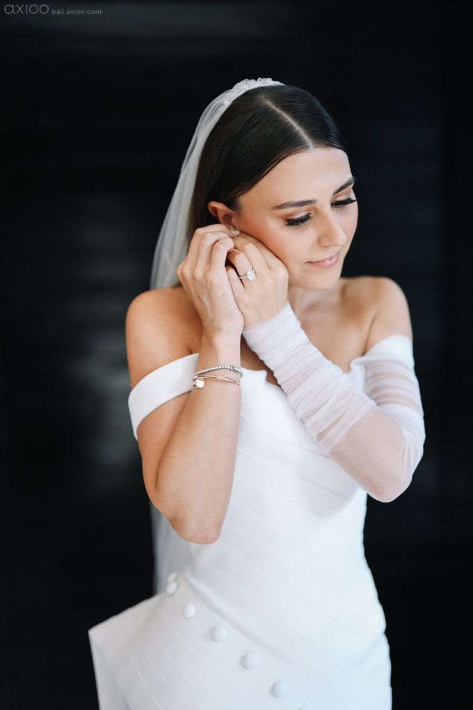 The Wedding  of Sibel and Ilir by Alila Villas Uluwatu - 005