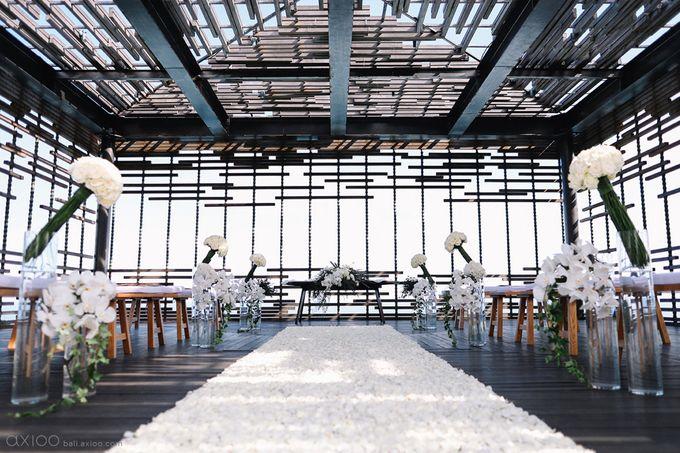 The Wedding  of Sibel and Ilir by Alila Villas Uluwatu - 002