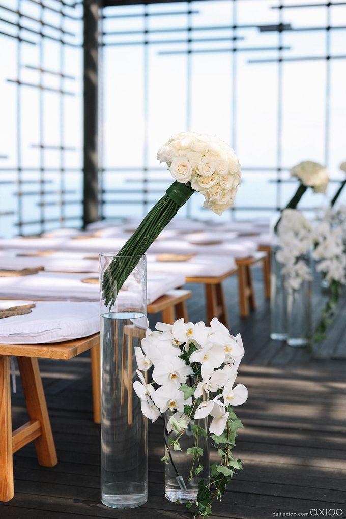 The Wedding  of Sibel and Ilir by Alila Villas Uluwatu - 004