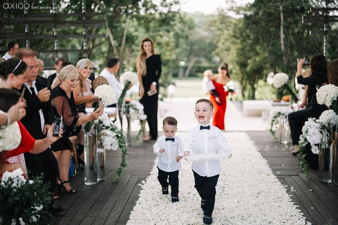 The Wedding  of Sibel and Ilir by Alila Villas Uluwatu - 006