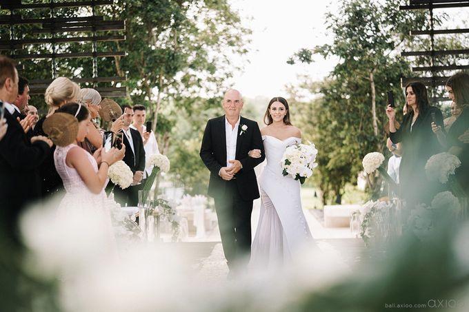 The Wedding  of Sibel and Ilir by Alila Villas Uluwatu - 008
