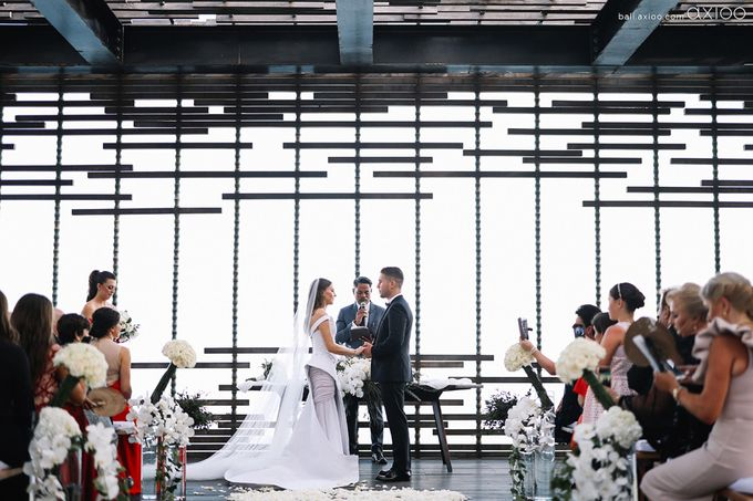 The Wedding  of Sibel and Ilir by Alila Villas Uluwatu - 009