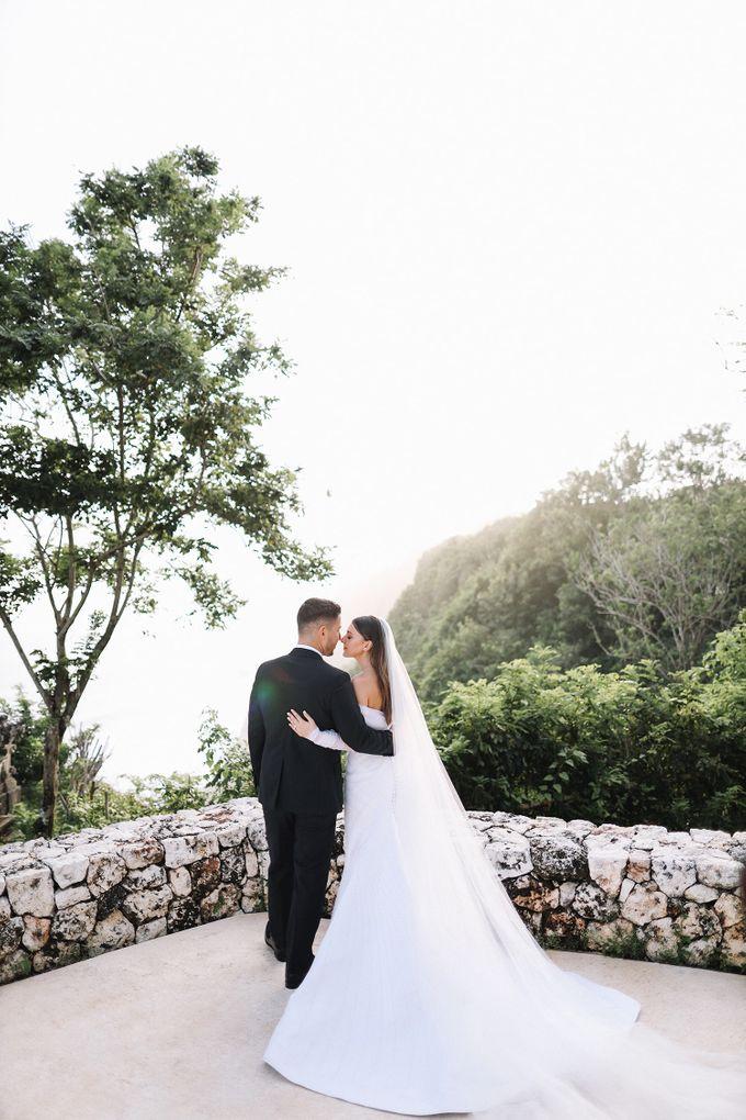 The Wedding  of Sibel and Ilir by Alila Villas Uluwatu - 011