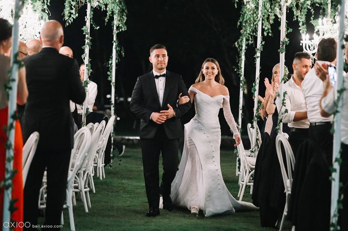 The Wedding  of Sibel and Ilir by Alila Villas Uluwatu - 016