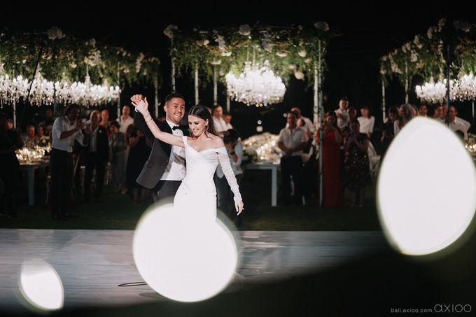 The Wedding  of Sibel and Ilir by Alila Villas Uluwatu - 019