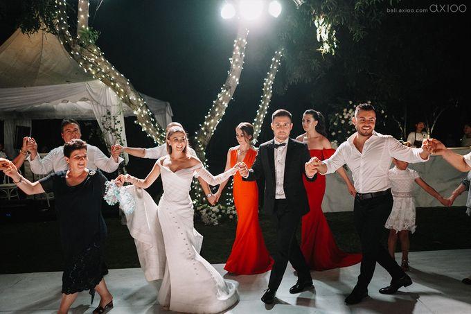 The Wedding  of Sibel and Ilir by Alila Villas Uluwatu - 020