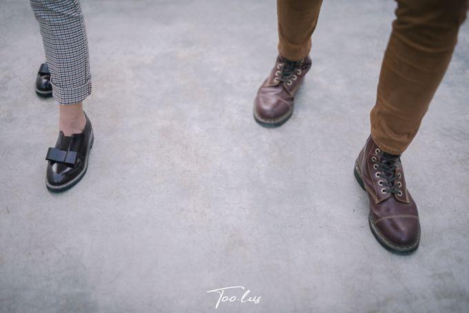 Couple Session at Lapangan Banteng - Jakarta by Too-lus - 026