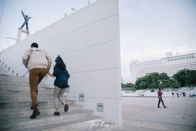 Couple Session at Lapangan Banteng - Jakarta by Too-lus - 029