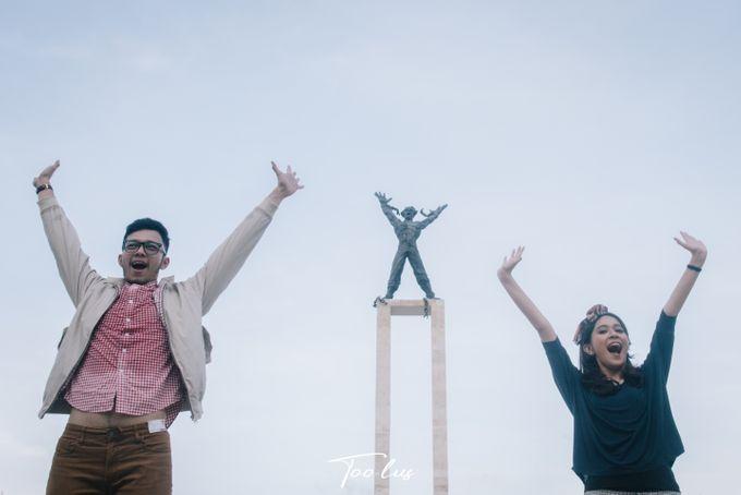 Couple Session at Lapangan Banteng - Jakarta by Too-lus - 024
