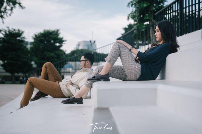 Couple Session at Lapangan Banteng - Jakarta by Too-lus - 015