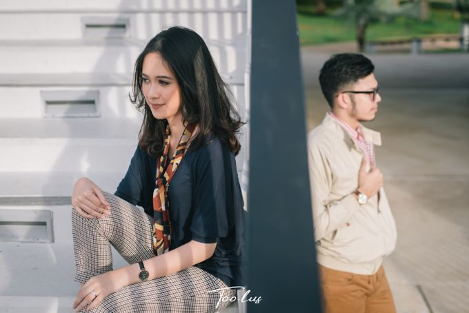 Couple Session at Lapangan Banteng - Jakarta by Too-lus - 009