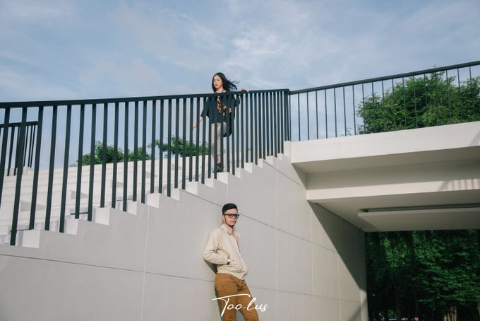 Couple Session at Lapangan Banteng - Jakarta by Too-lus - 008