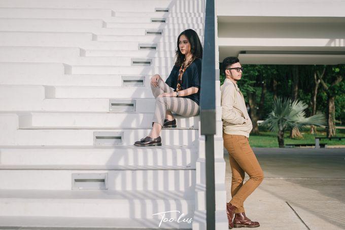 Couple Session at Lapangan Banteng - Jakarta by Too-lus - 006