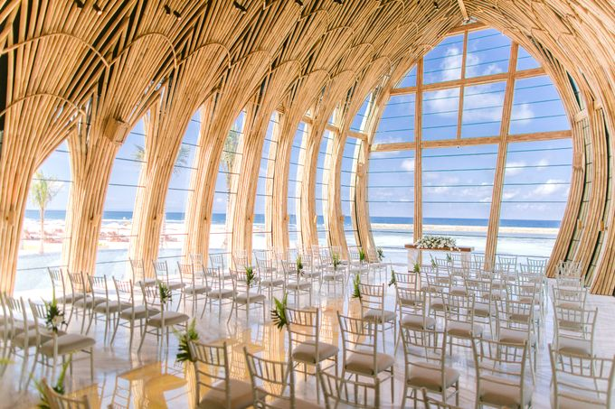 The Apurva Ocean Front Chapel by The Apurva Kempinski Bali - 005