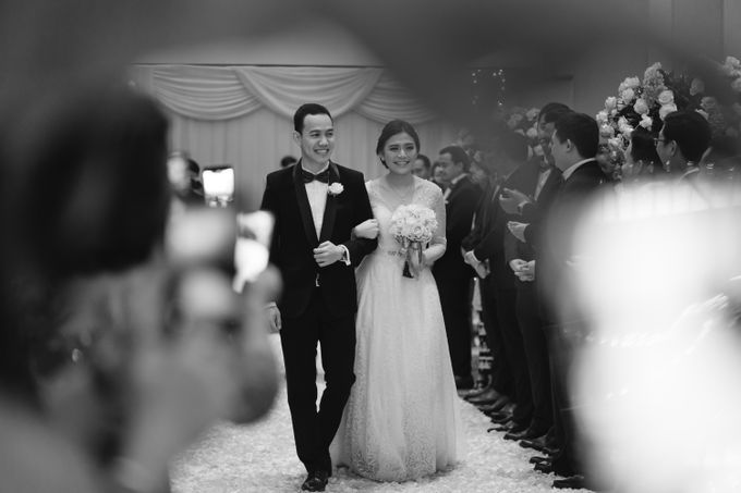 The Wedding Of Ricki & Gladys by Cerita Bahagia - 003